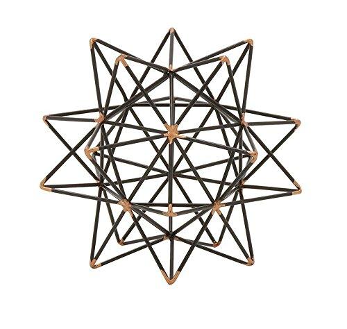 [Deco 79 95243 Trendy Metal Wire Star Décor, 7