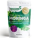 Moringa Powder - Best Pure Raw Organic Oleifera Leaf from India - The