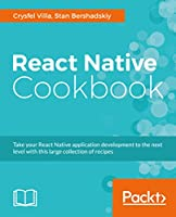 React Native Cookbook Front Cover