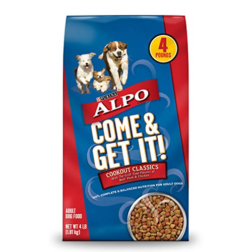 Purina ALPO Dry Dog Food, Come & Get It! Cookout...