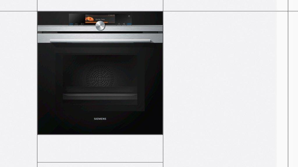 Siemens-lb iq700 - Horno con microondas hn678g4s6: Amazon.es: Bricolaje y herramientas
