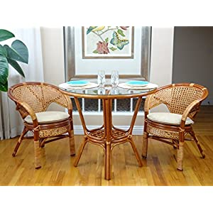 51bwFs3lAHL._SS300_ Wicker Dining Tables & Wicker Patio Dining Sets
