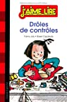 J'aime lire : Drôles de contrôles par Joly