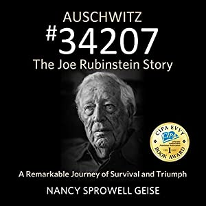 Auschwitz #34207 Audiobook