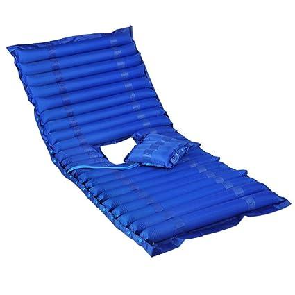 Anti-decúbito cojín microporoso jet hogar aire colchón airbag desmontable anti-Decubituses cojines adecuado