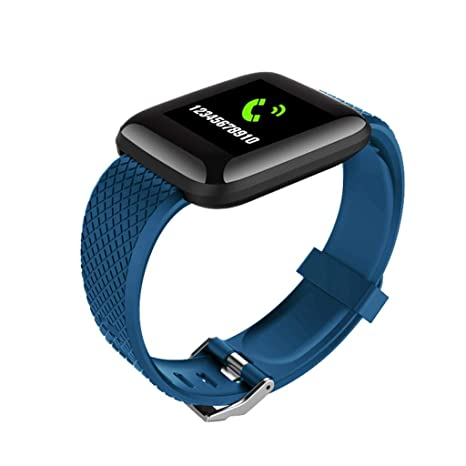 Amazon.com: Smart Watch inteligente pulsera D13 tiempo real ...