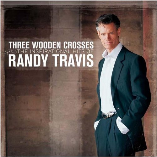 Randy Cross (Three Wooden Crosses)