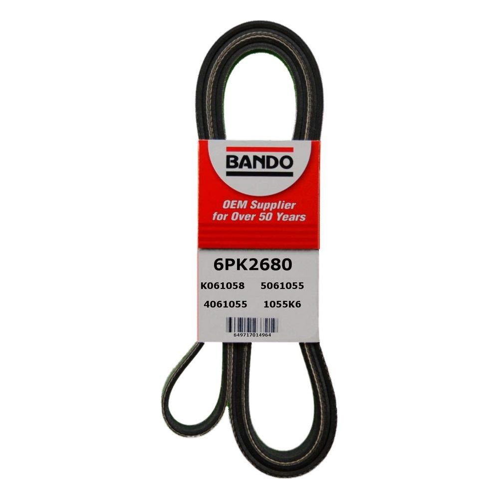 Bando 6PK1685 OEM Quality Serpentine Belt