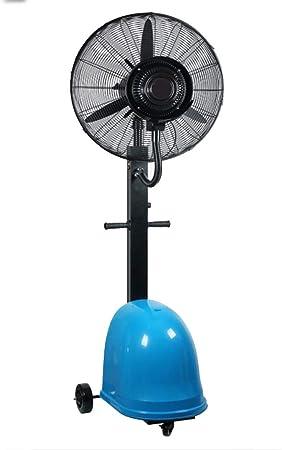 YF-Fan Ventilador humectante con pulverizador a batería ...