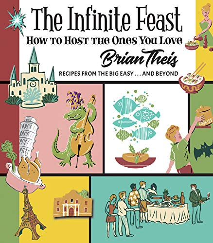 Book Cover: The Infinite Feast: How to Host the Ones You Love