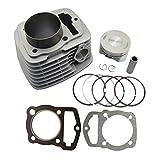 AHL Motorcycle Engine Cylinder & Piston Kit for Honda CRF230 03-14 FTR223/230 03-05