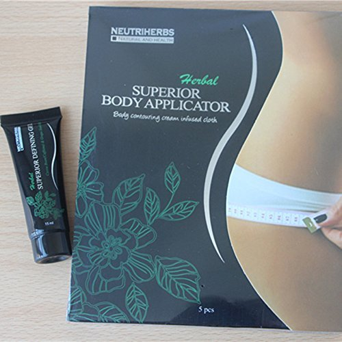 5 Ultimate Body Applicators And 1 Body Defining Gel  Body Wraps Works In Just 45 Minutes For Slimming  Detoxing And Firming