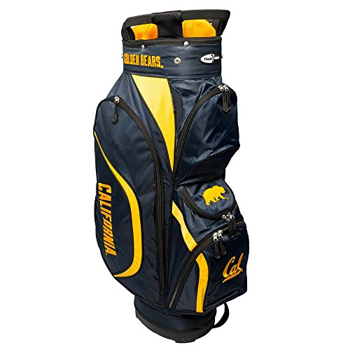 Team Golf NCAA Clubhouse Cart Bag, Cal-Berkley by Team Golf