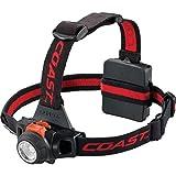 COAST HL27 360 Lumen Pure Beam Focusing LED Headlamp with Twist Focus...