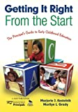 Getting It Right from the Start 1st Edition