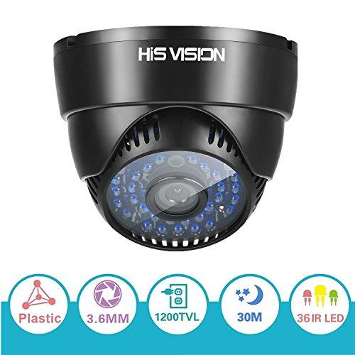 CMOS 700TVL LED IR CCTV Camera - 7