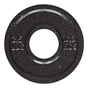Cast Iron Olympic Weight Plate 2.5lbs