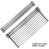 "Hhyn Roll Up Dish Drying Rack 20.5""(L) x"