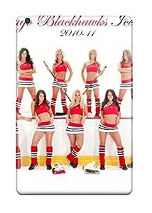 New Style 8078392J525887770 chicago blackhawks cheerleader r NHL Sports & Colleges fashionable iPad Mini 2 cases