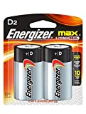 Health & Personal Care : EVEE95BP2 - Energizer D Alkaline General Purpose Battery