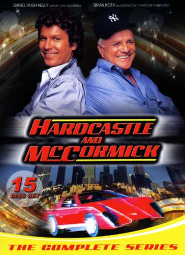 Hardcastle and McCormick: The Accomplish Series