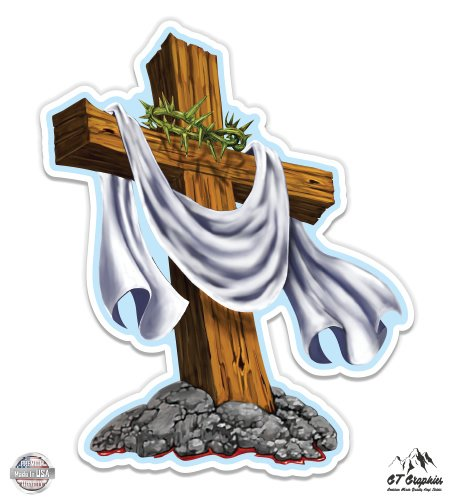 Cross with Crown of Thorns - 8