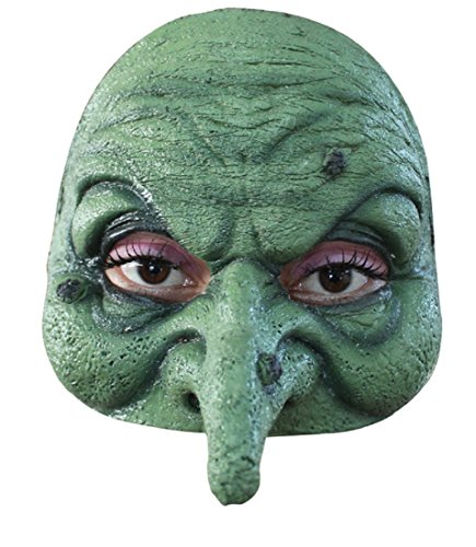 Witch Mask (Costume Mask: Half Witch Mask)