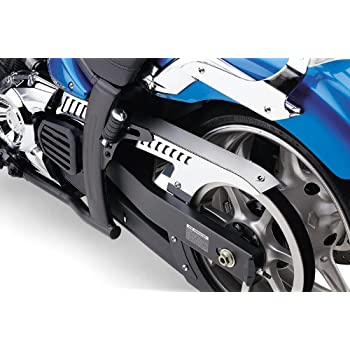 Drive Train Motorcycle & ATV Cobra Upper Drive Belt Guard Chrome 06-0765