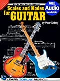 Lead Guitar Lessons - Guitar Scales and Modes: Teach Yourself How to Play Guitar (Free Audio Available) (Progressive)