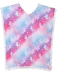 Unicorn Cover Ups for Big Girls Rainbow Coverups Swimsuit Beach Dress Swimwear