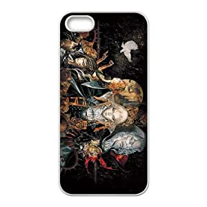 Castlevania Order of Ecclesia iPhone 5 5s Cell Phone Case White 53Go-372882
