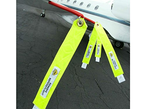 (Plane Sights - Citation and Learjet Static Wick Covers 3 Pack)