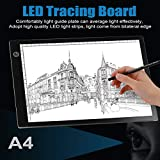 A4 Led Light Painting pad,Portable LED Tracing