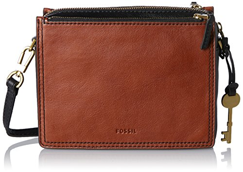 Fossil Campbell - Shoulder Bags Woman Brown (brown)
