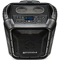 ECOXGEAR GDI-EXBLD810 Waterproof Portable Bluetooth/AM/FM...
