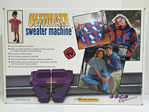 Bond America Ultimate Sweater Machine Knitting Machine