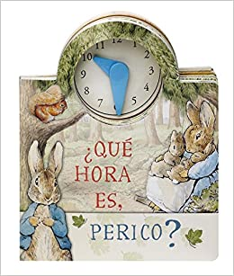 ¿Qué hora es, Perico?: Beatrix Potter: 9788448836542: Amazon.com: Books