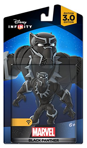Disney Infinity 3.0 Edition: MARVEL'S Black Panther Figure (Disney Infinity 2.0 Best Price)