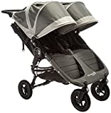Baby Jogger City Mini GT Double Stroller - Steel Gray