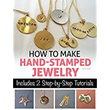 How to Make Hand Stamped Jewelry: A Step by Step Tutorial