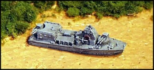 Modern Micro Armour - Vietnam War - Rivervine River Patrol Craft - ARVN