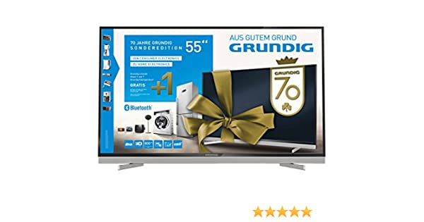 48 VLX 7070 3D UHD Smart TV Fernseher Silber EEK: A: Amazon.es ...