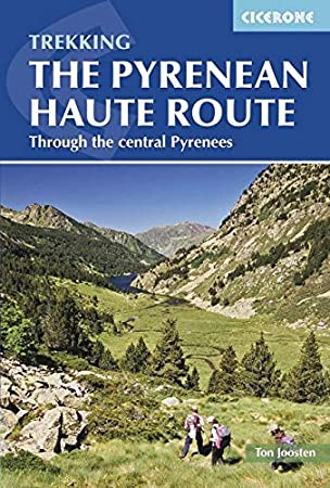 Epub Gratis The Pyrenean Haute Route. Cicerone.: The Slovene High Level Route