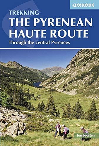 Pyrenean Haute Route (Cicerone Guide)