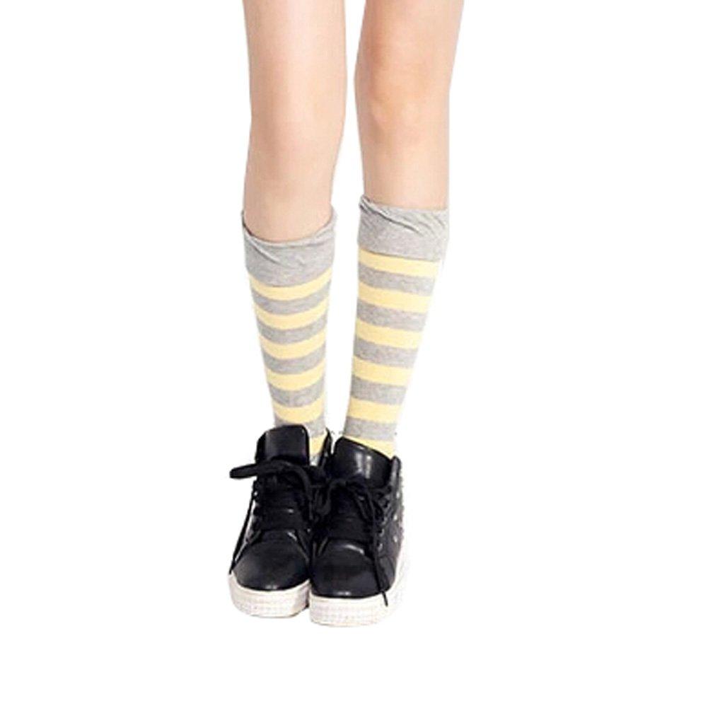 Trois Stripes Chausettes Étudiants longs bas Chaussettes sportives