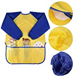 Kids Painting Drawing Tools Waterproof Art Smock
