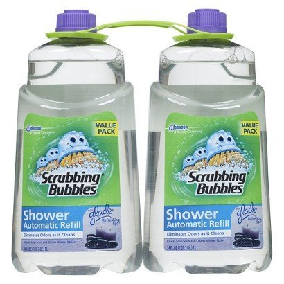 Scrubbing Bubbles Auto Shower Cleaner Refill Everyday Val...