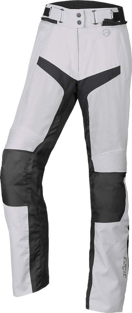 B/üse Santerno Motorrad Textilhosen Schwarz 3XL