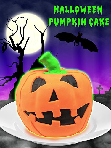 Halloween Pumpkin Cake (Great Halloween Movies For Kids)