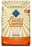 Blue Buffalo Basics Limited Ingredient Diet, Natural Adult Dry Dog Food For Sale